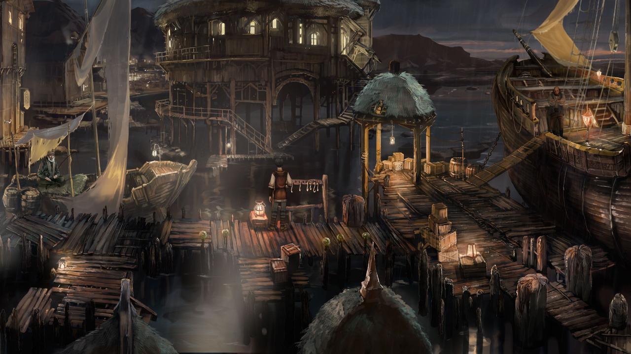Odhalena fantasy adventura Dark Eye 60101