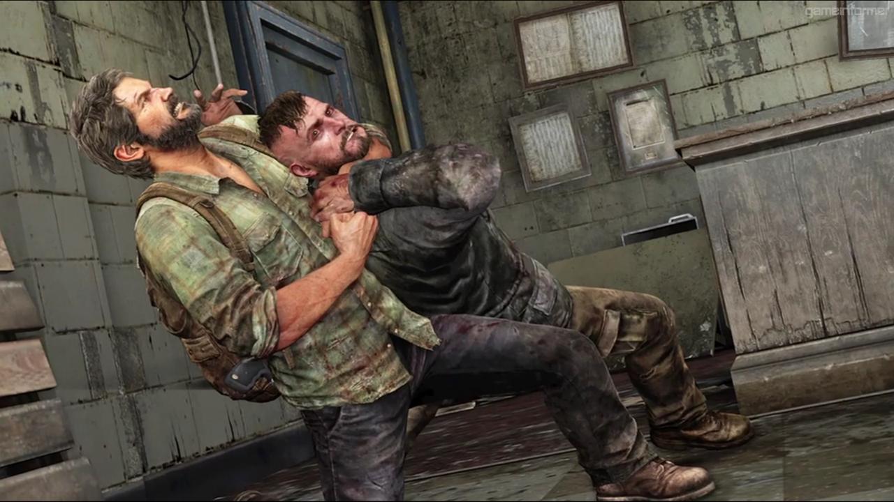 Nové obrázky z The Last of Us 60207