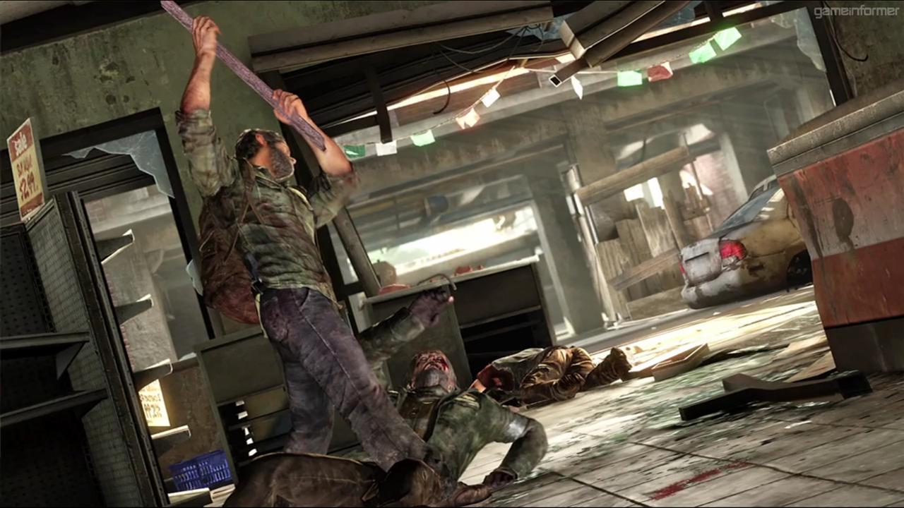 Nové obrázky z The Last of Us 60210