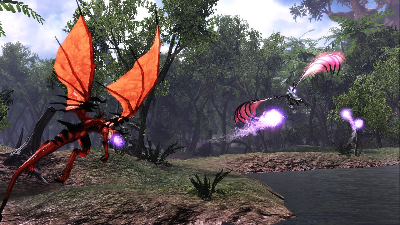 Project Draco přejmenován na Crimson Dragon 60221