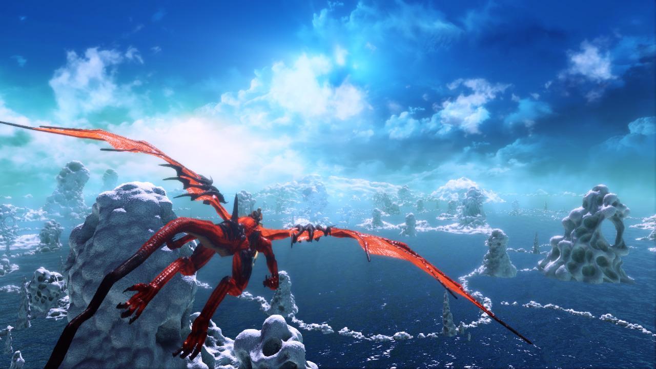Project Draco přejmenován na Crimson Dragon 60223