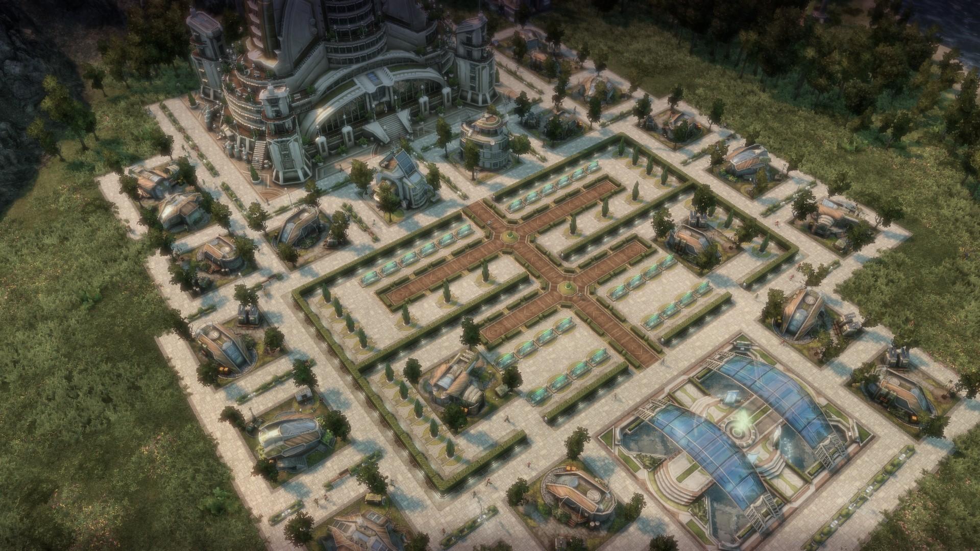 Je k mání nové DLC pro Anno 2070 60308