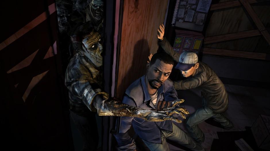 The Walking Dead ve světě her aneb jedno překvapení, jeden průšvih a něco navíc 60315