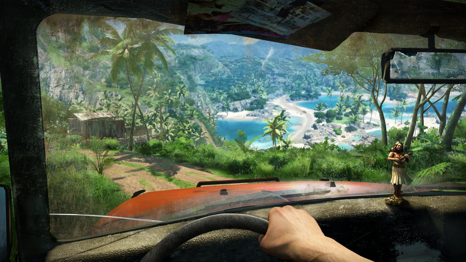 Nové obrázky z tropického Far Cry 3 60323