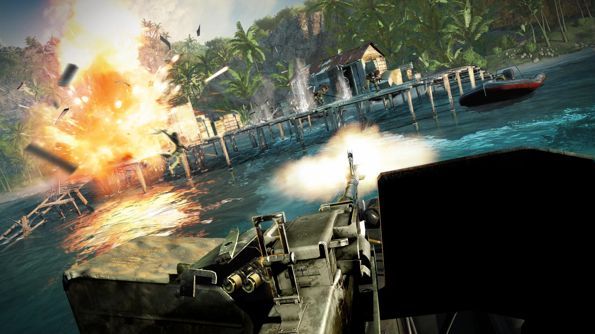Nové obrázky z tropického Far Cry 3 60325
