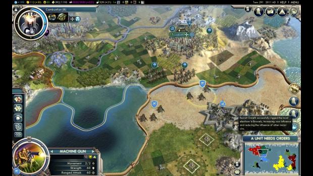 Civilization V odhaluje datadisk 60337