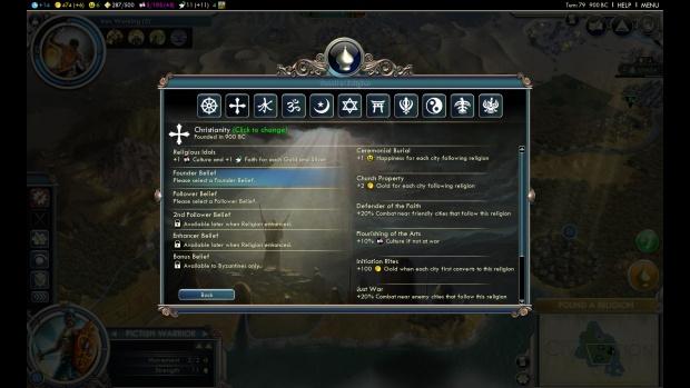 Civilization V odhaluje datadisk 60338