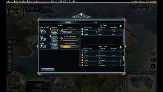 Civilization V odhaluje datadisk 60339