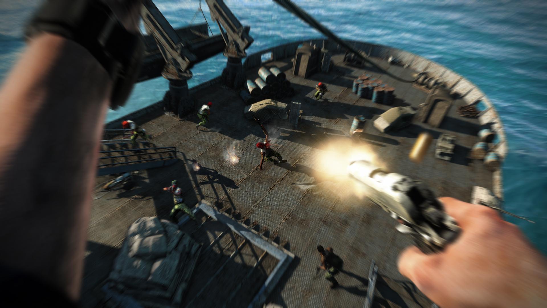 Nové obrázky z tropického Far Cry 3 60353
