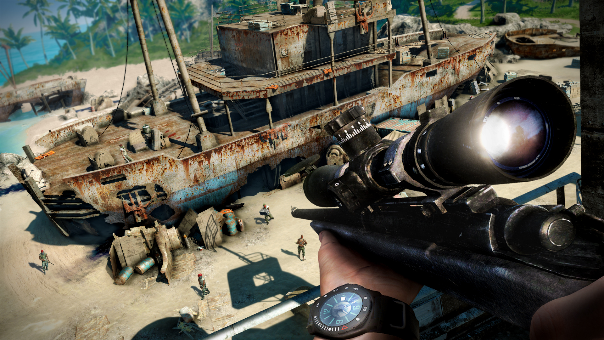 Nové obrázky z tropického Far Cry 3 60354