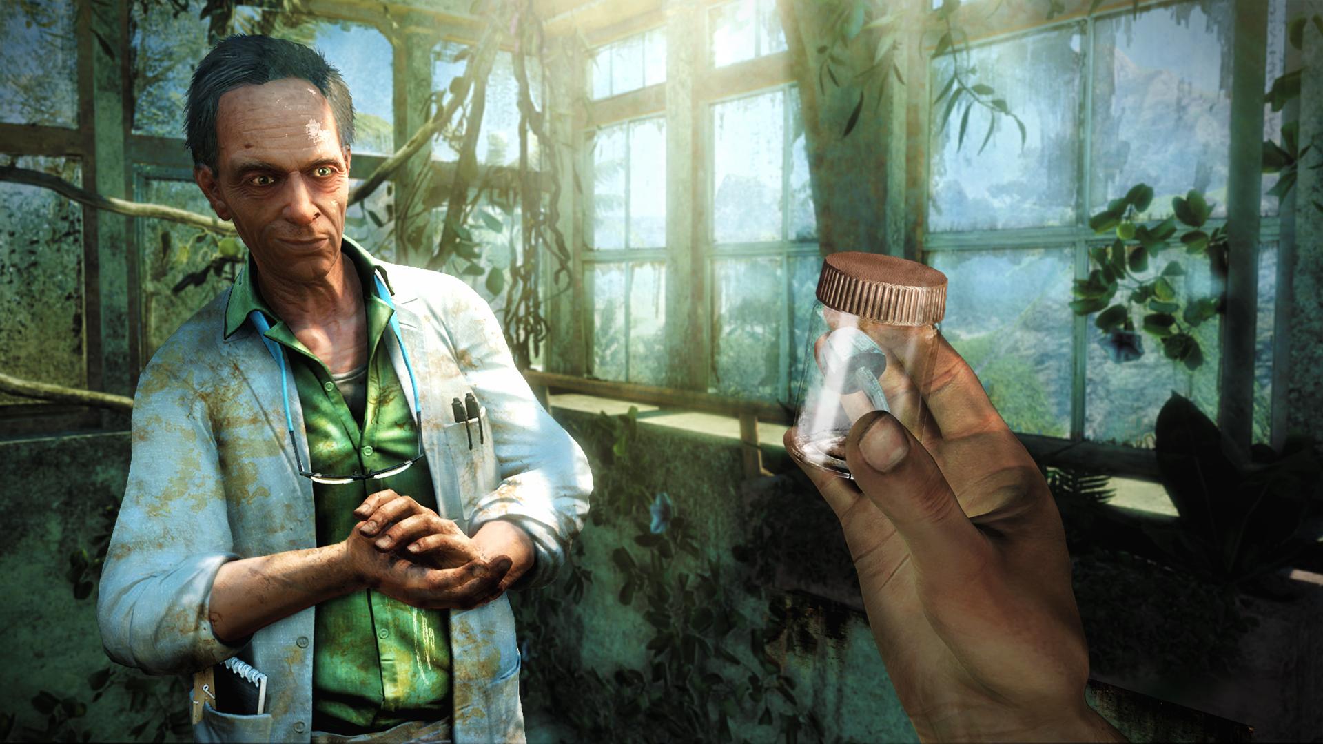 Nové obrázky z tropického Far Cry 3 60357