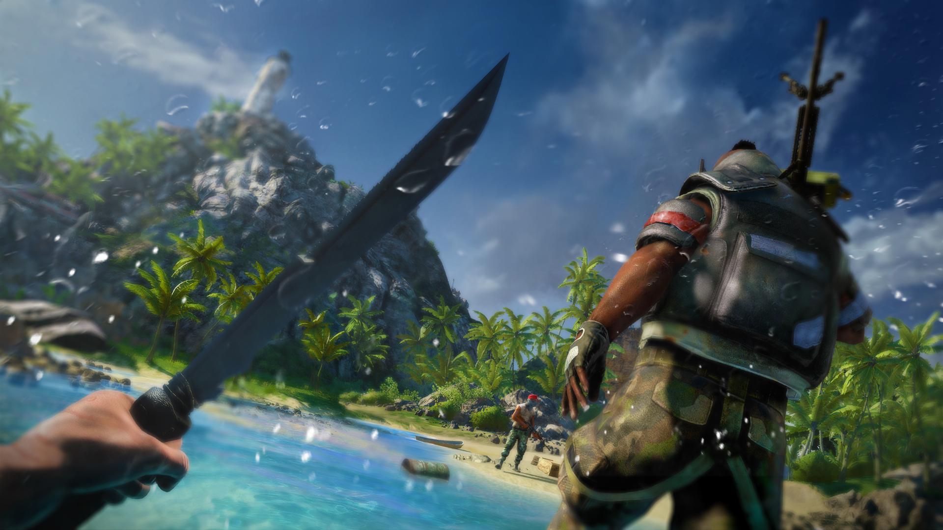Nové obrázky z tropického Far Cry 3 60358