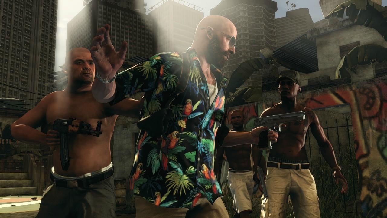 Max Payne 3 ve druhém traileru 60361