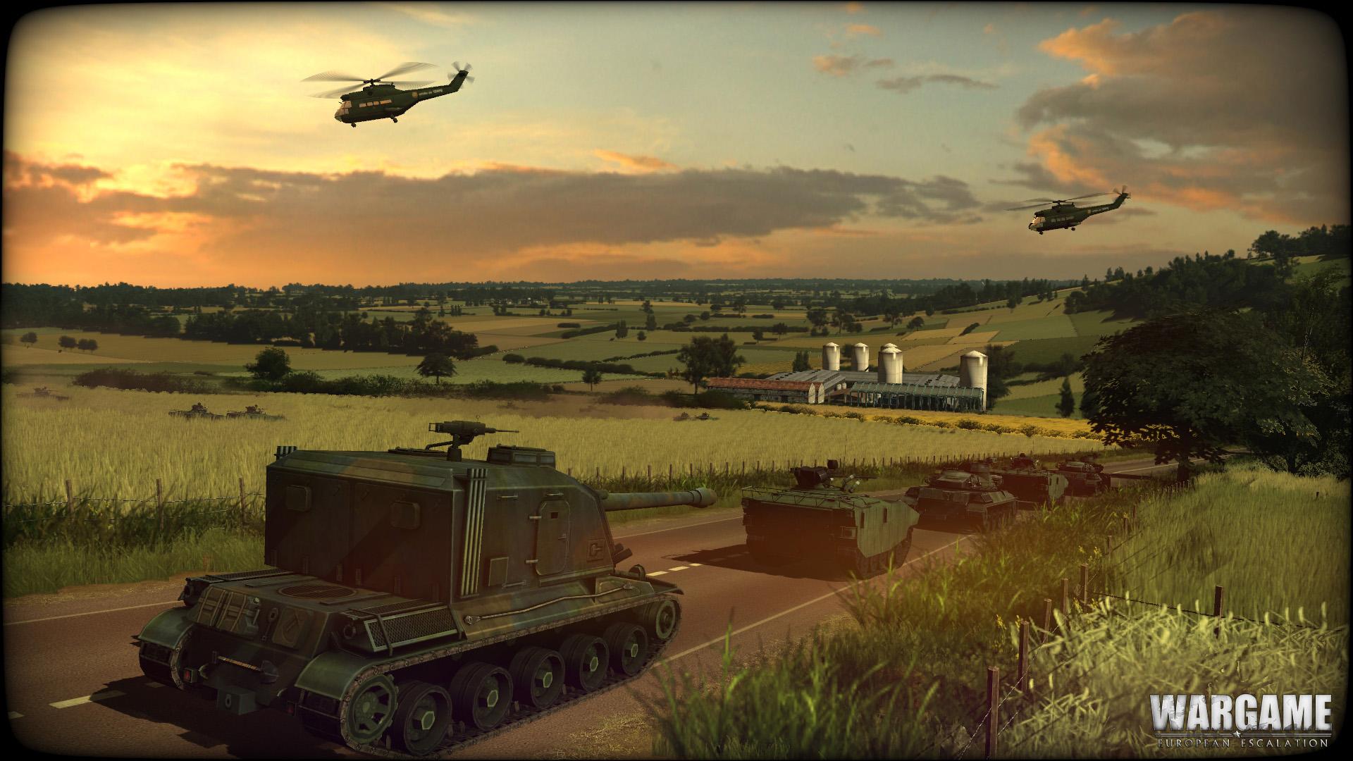 Československé jednotky se připravují na válku ve Wargame 60409