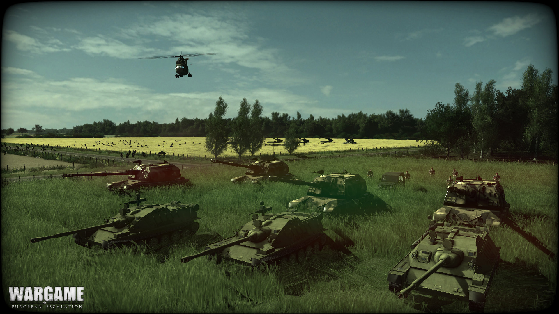 Československé jednotky se připravují na válku ve Wargame 60411