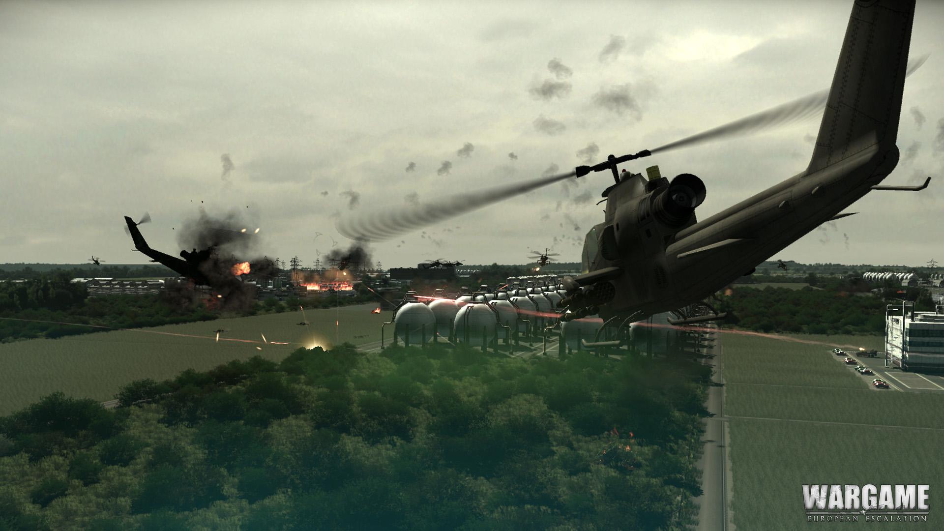 Československé jednotky se připravují na válku ve Wargame 60412