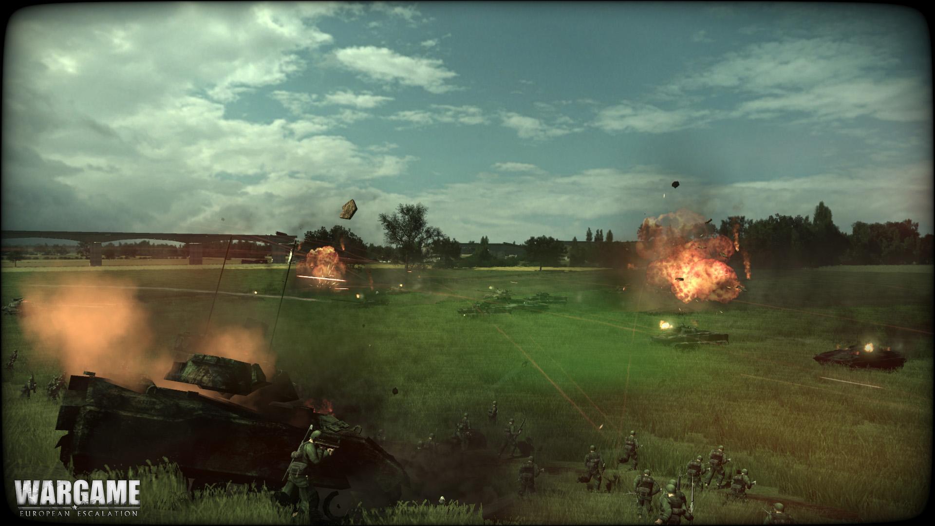 Československé jednotky se připravují na válku ve Wargame 60413