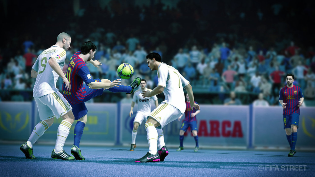 Video: Okouzlete protihráče ve FIFA Street 60536