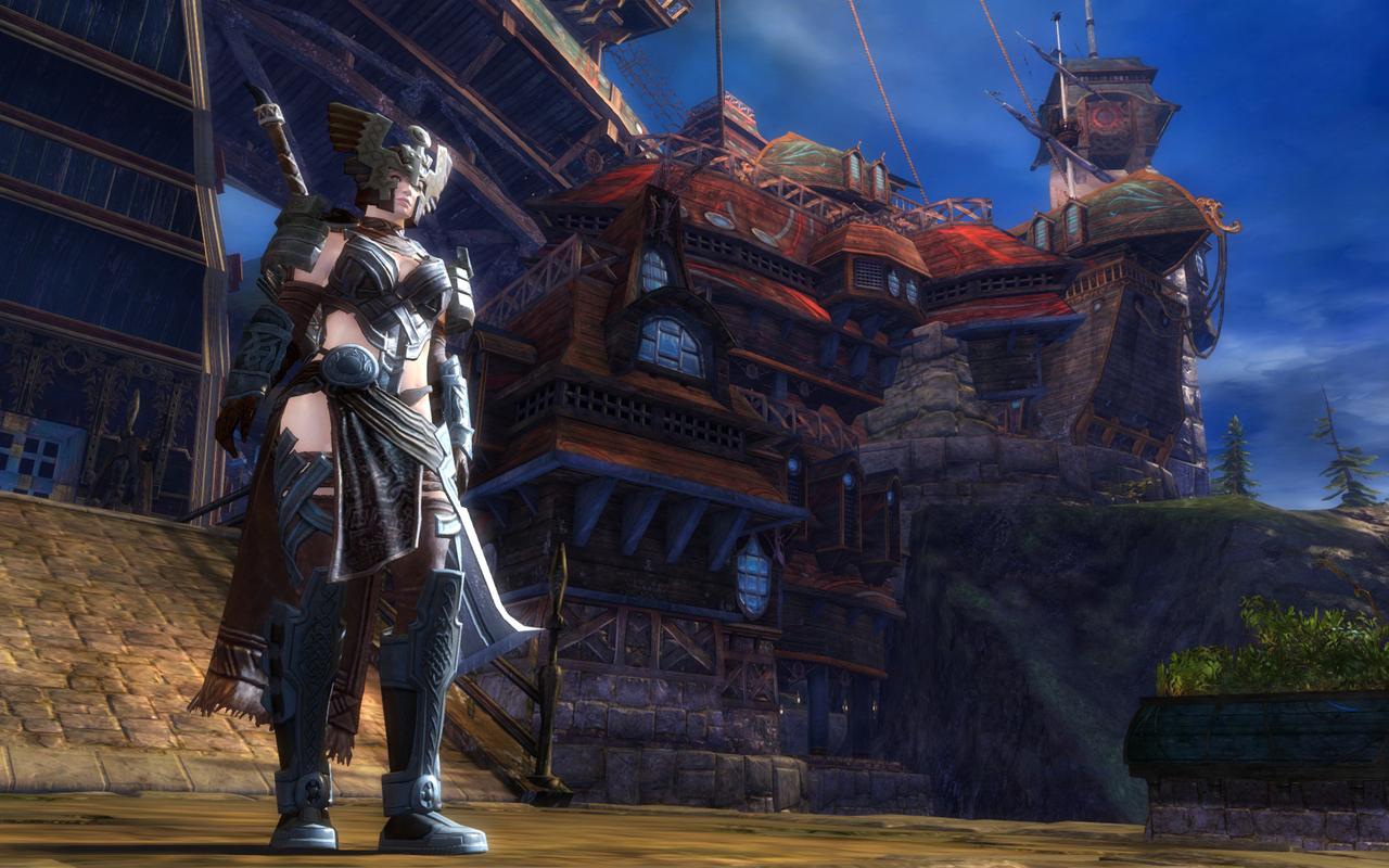 Nové obrázky z Guild Wars 2 60576