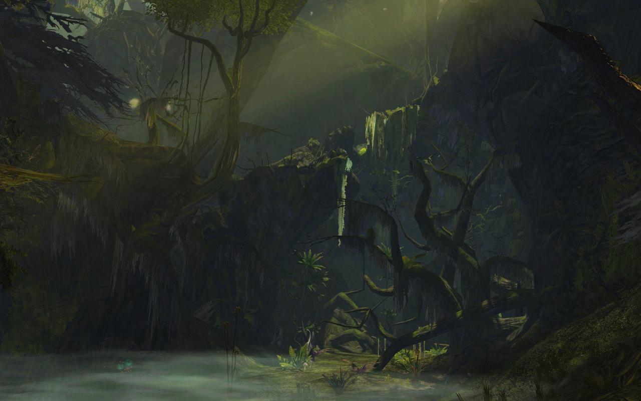 Nové obrázky z Guild Wars 2 60582