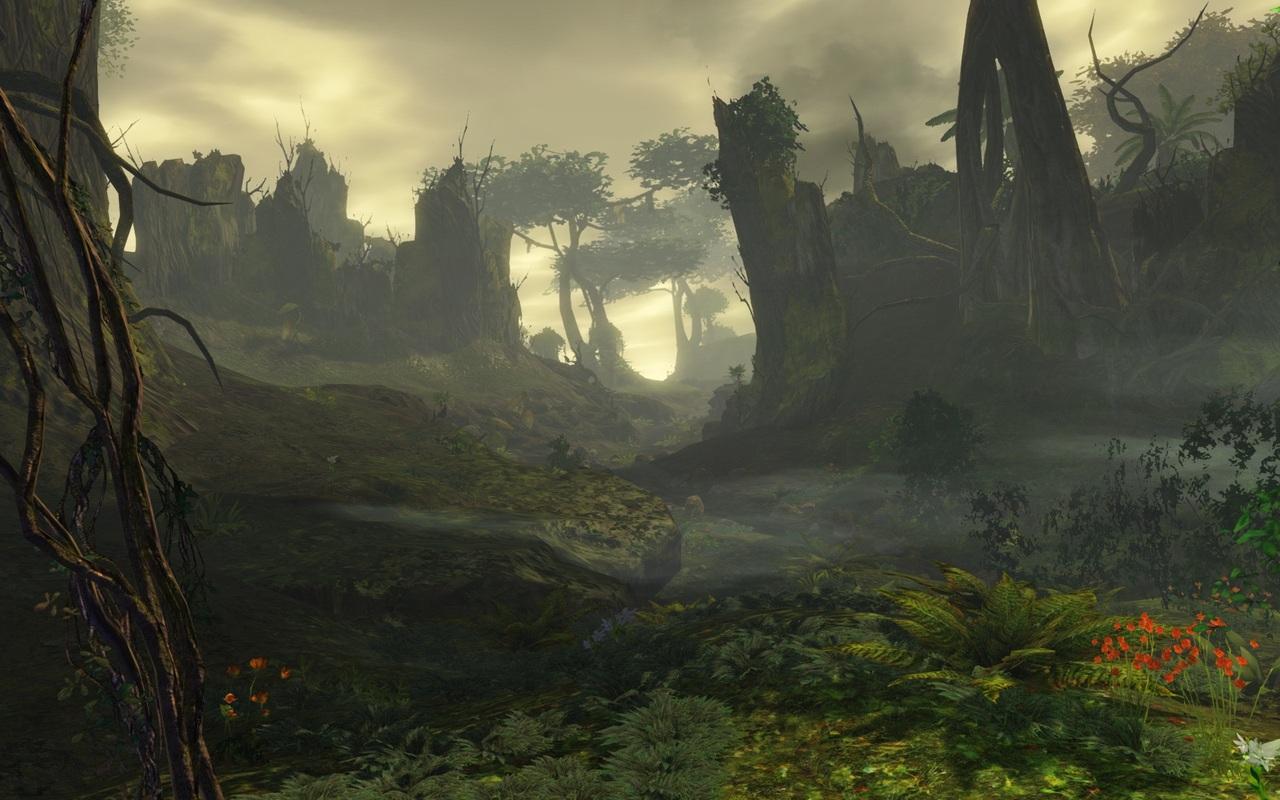 Nové obrázky z Guild Wars 2 60583