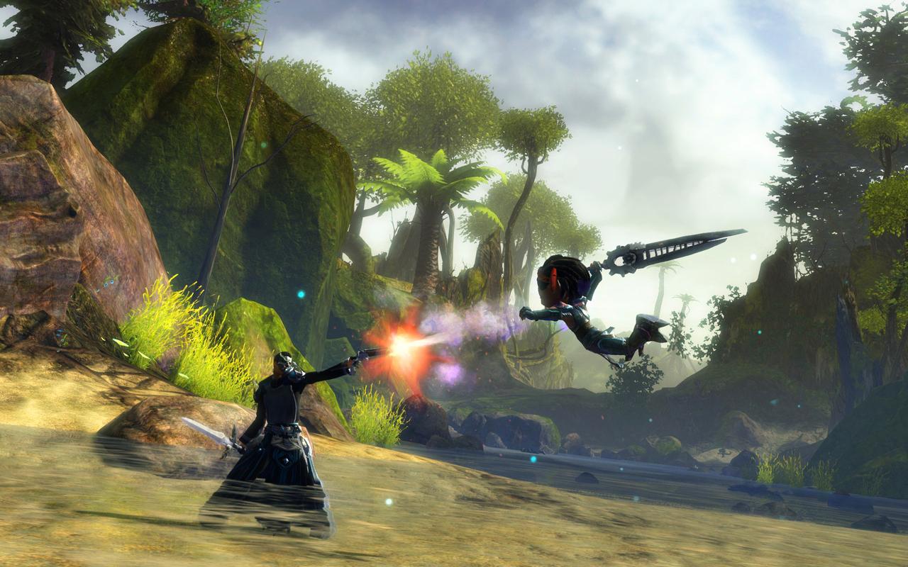 Nové obrázky z Guild Wars 2 60584