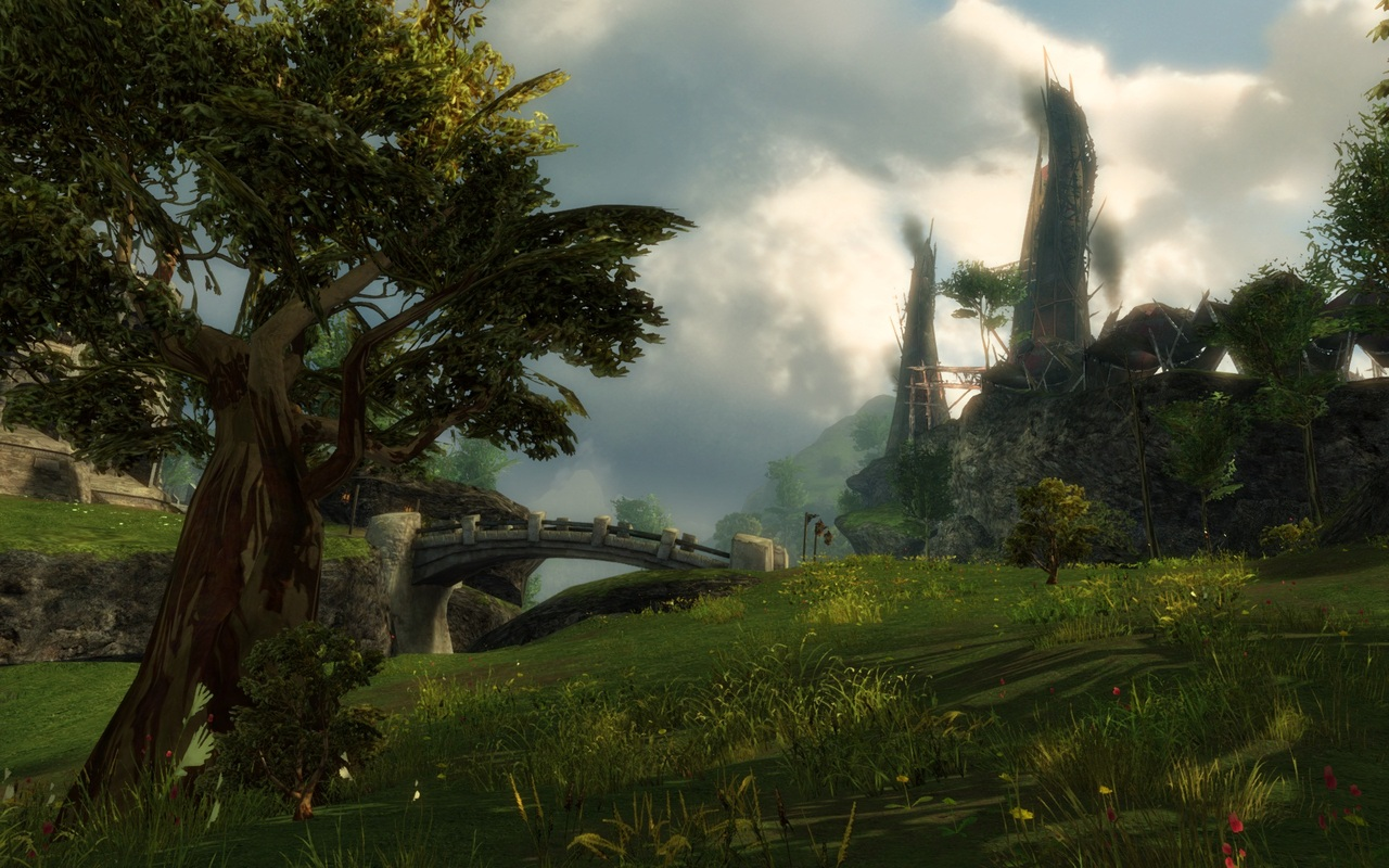 Nové obrázky z Guild Wars 2 60587