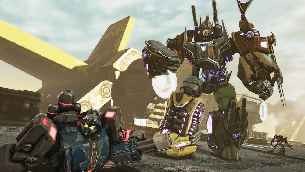 Transformers: Fall of Cybertron – na život a na smrt 60598