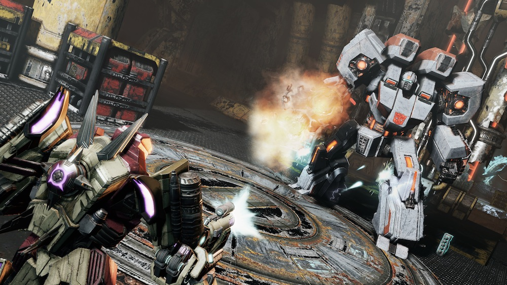 Transformers: Fall of Cybertron – na život a na smrt 60605