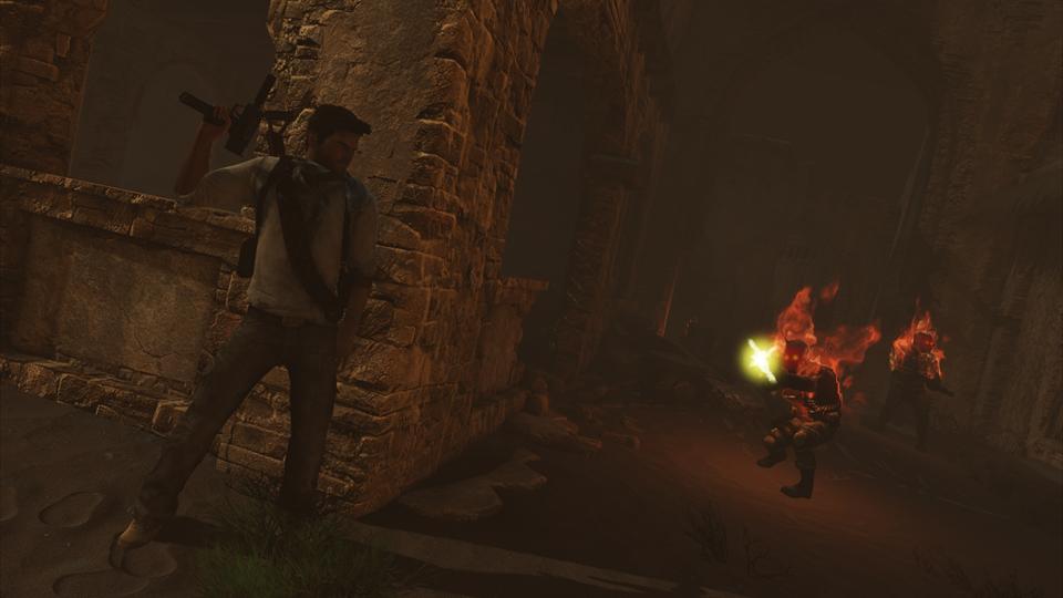Oznámen co-op Shade Survival mód pro Uncharted 3 60638
