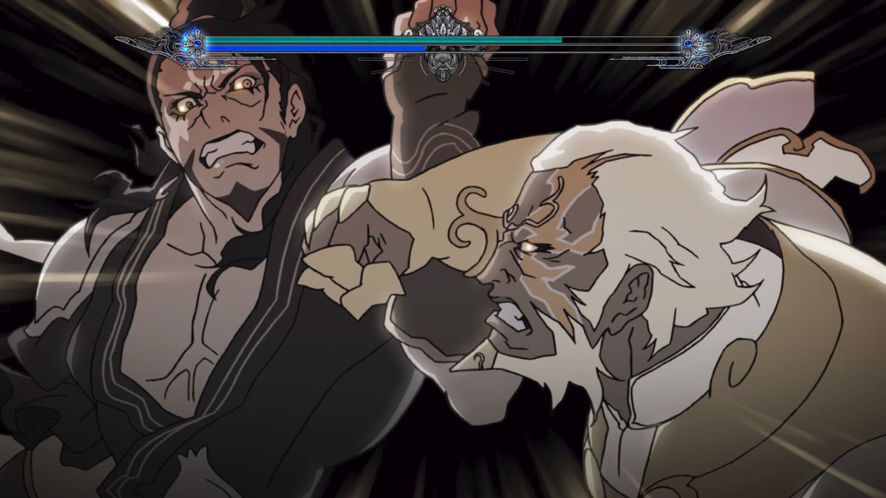 DLC pro Asura's Wrath potvrzeno 60720