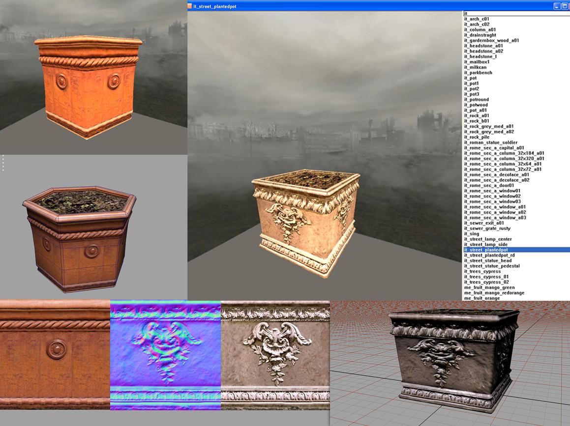 Detaily a obrázky ze zrušeného Call of Duty 60734