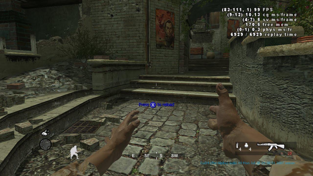Detaily a obrázky ze zrušeného Call of Duty 60735