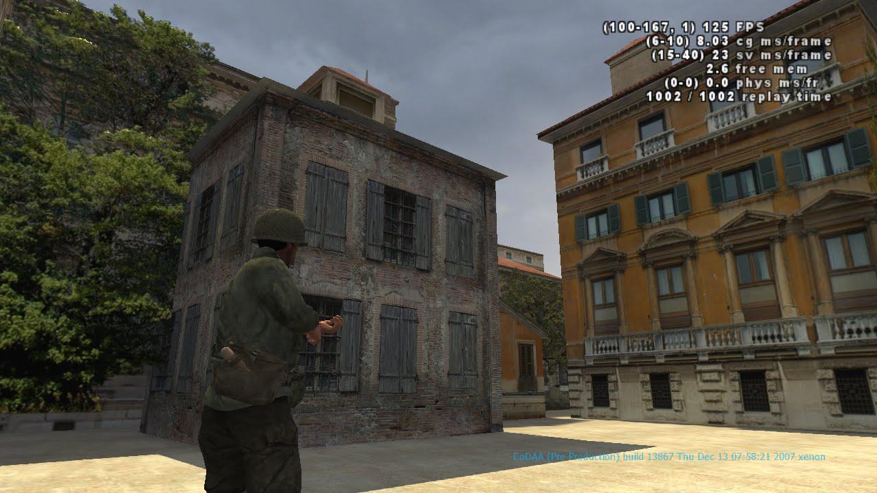 Detaily a obrázky ze zrušeného Call of Duty 60736