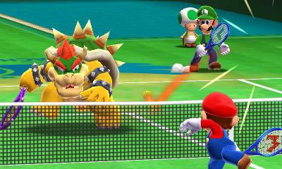 Mario Tennis Open – sportem ku zdraví 60767