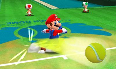 Mario Tennis Open – sportem ku zdraví 60768