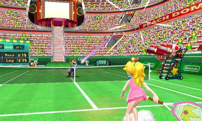 Mario Tennis Open – sportem ku zdraví 60770