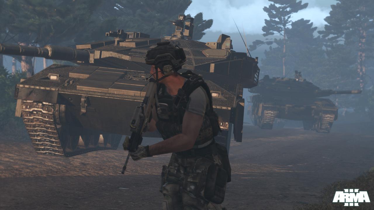 Arma 3 plánuje komunitní alphu, později betu 60794