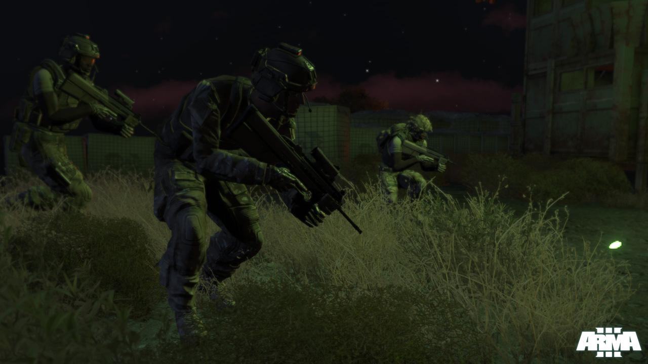 Arma 3 plánuje komunitní alphu, později betu 60796