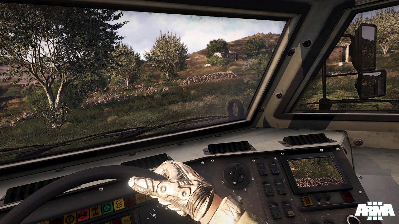 Arma 3 plánuje komunitní alphu, později betu 60797
