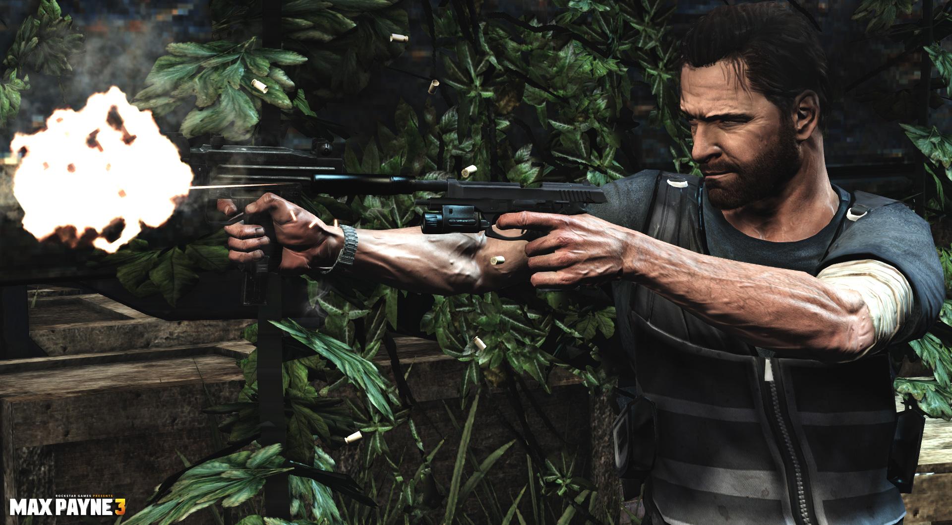 První obrázky z PC verze Max Payne 3 60801