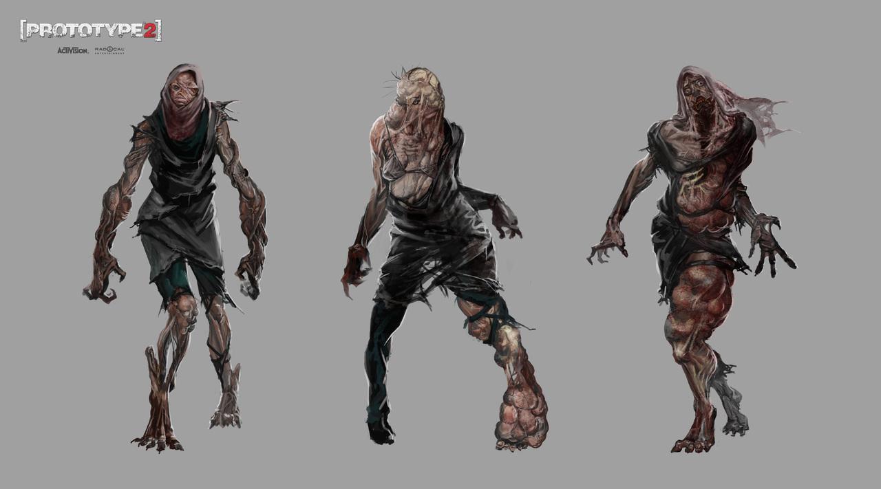 Galerie: Monstra z Prototype 2 60817