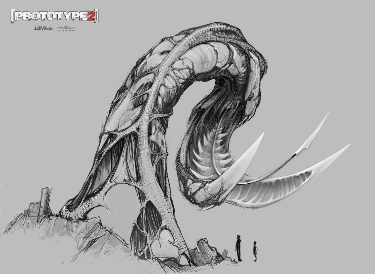 Galerie: Monstra z Prototype 2 60820
