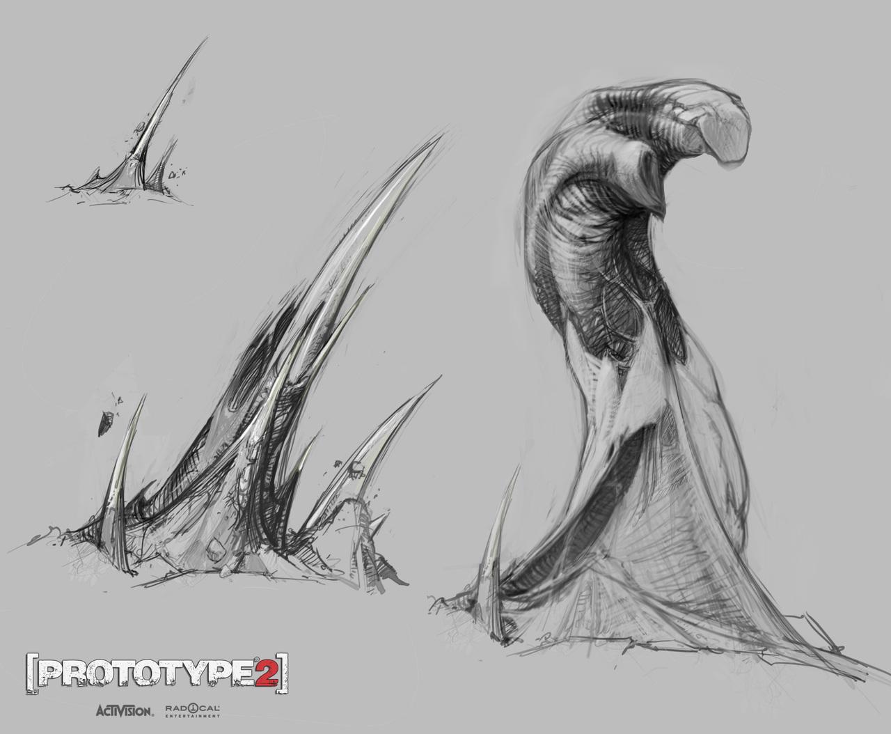 Galerie: Monstra z Prototype 2 60822