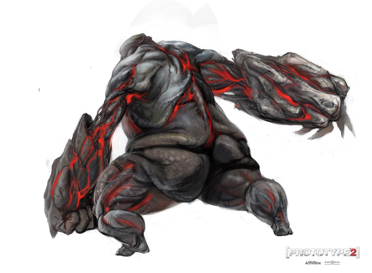 Galerie: Monstra z Prototype 2 60828
