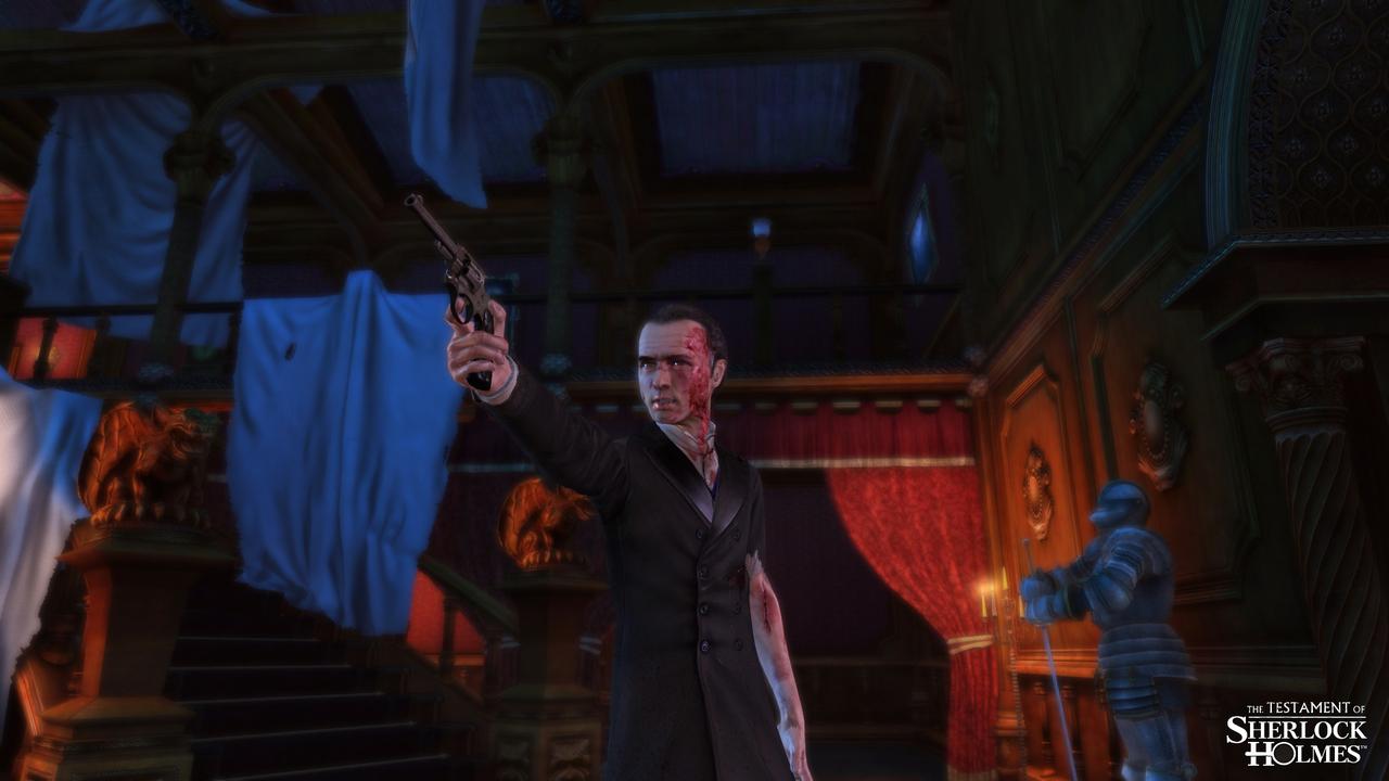 Nové obrázky z Testament of Sherlock 60843