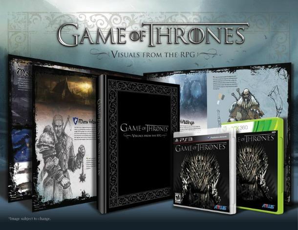 Game of Thrones s knižním bonusem 60847