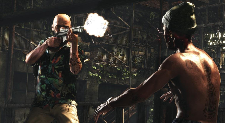 Max Payne 3 ukazuje pušku Mini-30 60865