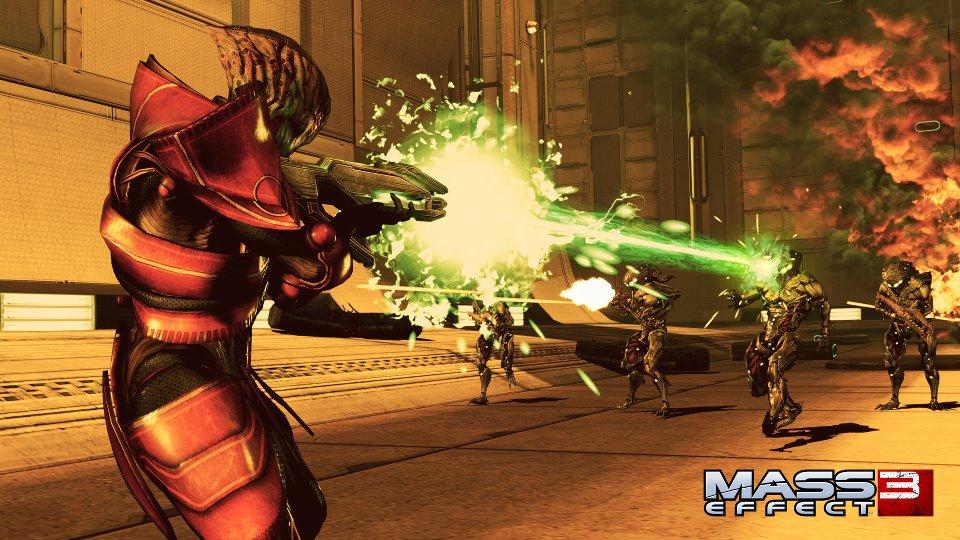 První obrázky z Mass Effect 3: From Ashes DLC 60916