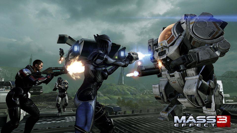 První obrázky z Mass Effect 3: From Ashes DLC 60917